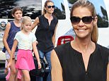 Picture Shows: Eloise Richard, Sam Sheen, Lola Sheen, Denise Richards  September 14, 2015\n \n Actress, Denise Richards takes her daughters, Sam, Lola, and Eloise out for lunch with her father, Irv and his girlfriend at the Beverly Glen Deli in Bel-Air, California. Denise has been busy working on a couple of TV movies and raising her daughters despite having to hear Charlie Sheen call her a terrible mom.\n \n Non-Exclusive\n UK RIGHTS ONLY\n \n Pictures by : FameFlynet UK © 2015\n Tel : +44 (0)20 3551 5049\n Email : info@fameflynet.uk.com