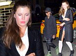 Ireland Baldwin was spotted out in NYC , where she reunited with her Ex-girlfriend Angel Haze. The former pair broke up in May, right before Ireland entered rehab. This is the first time they've been seen together since. Ireland wore a super cheeky outfit outfit, with a plaid skirt that didn't even cover her derriere. After exiting the club at 2am, she stood outside waiting for Angel Haze, who arrived in a Car to pick her up. The pair piled in the car side by side, sparking rumors that they are back together.\n\nPictured: Ireland Baldwin, Angel Haze\nRef: SPL1126515  140915  \nPicture by: 247PAPS.TV / Splash News\n\nSplash News and Pictures\nLos Angeles: 310-821-2666\nNew York: 212-619-2666\nLondon: 870-934-2666\nphotodesk@splashnews.com\n