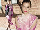 Mandatory Credit: Photo by John Aquino/WWD/REX Shutterstock (5074363x)\n Jamie King\n Gabriela Cadena show, Spring Summer 2016, New York Fashion Week, America - 14 Sep 2015\n \n