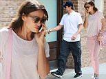 Irina Shayk Bradley Cooper walk in hotel separately i Tribeca New York September 15, 2015\n\nPictured: Bradley Cooper\nRef: SPL1126353  150915  \nPicture by: NIGNY / Splash News\n\nSplash News and Pictures\nLos Angeles: 310-821-2666\nNew York: 212-619-2666\nLondon: 870-934-2666\nphotodesk@splashnews.com\n