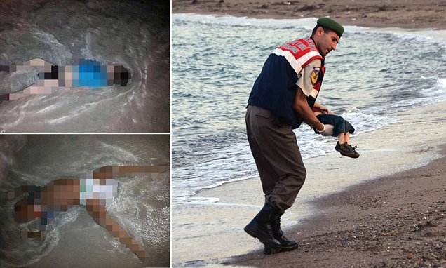 Aylan Kurdi is not the only child victim of the migrant crisis