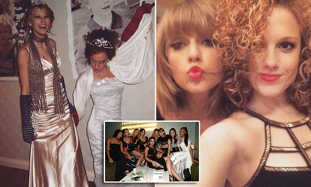 Taylor Swift's original BFF Abigail Anderson has been there all along