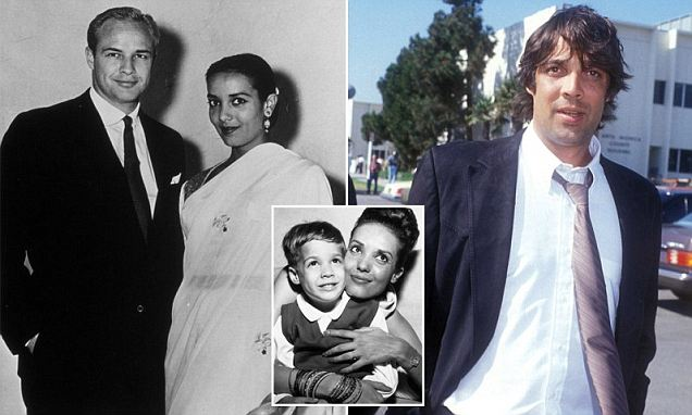 Marlon Brando's family caught up in battle over eldest son's grave funeral arrangements
