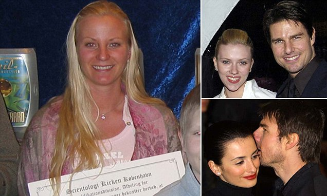 Anette Iren Johansen claims Scientology auditioned her as Tom Cruise's mate