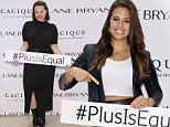 NEW YORK, NY - SEPTEMBER 14:  Model Georgia Pratt attends the Lane Bryant launch of the #PlusIsEqual campaign at Times Square on September 14, 2015 in New York City.  (Photo by Monica Schipper/Getty Images for Lane Bryant)