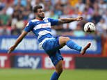 LONDON, ENGLAND - AUGUST 08: Charlie Austin of Queens Park Rangers controls the ball during the Sky Bet Championship match between Charlton Athletic and Queens Park Rangers at The Valley on August 8, 2015 in London, England.  (Photo by Steve Bardens/Getty Images)
