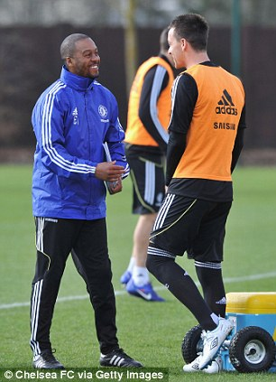 'Eds up: Newton grabs word with Terry