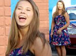 eURN: AD*181186953  Headline: Bindi Irwin makes a colorful arrival to the dance studio Caption: Hollywood, CA - Bindi Irwin wears a colorful floral print dress and flip flops as she arrives for practice at the 'Dancing With The Stars' dance studio in Hollywood.   AKM-GSI        September 15, 2015 To License These Photos, Please Contact : Steve Ginsburg (310) 505-8447 (323) 423-9397 steve@akmgsi.com sales@akmgsi.com or Maria Buda (917) 242-1505 mbuda@akmgsi.com ginsburgspalyinc@gmail.com Photographer: PHAM  Loaded on 16/09/2015 at 02:11 Copyright:  Provider: Phamous/AKM-GSI  Properties: RGB JPEG Image (20007K 2858K 7:1) 2134w x 3200h at 300 x 300 dpi  Routing: DM News : GeneralFeed (Miscellaneous) DM Showbiz : SHOWBIZ (Miscellaneous) DM Online : Online Previews (Miscellaneous), CMS Out (Miscellaneous)  Parking: