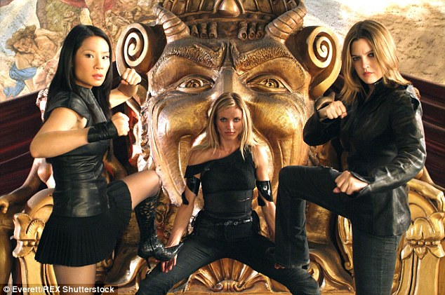 'We'd better do this before we're all in wheelchairs': Barrymorerevealed that Charlie's Angels 3 might happen