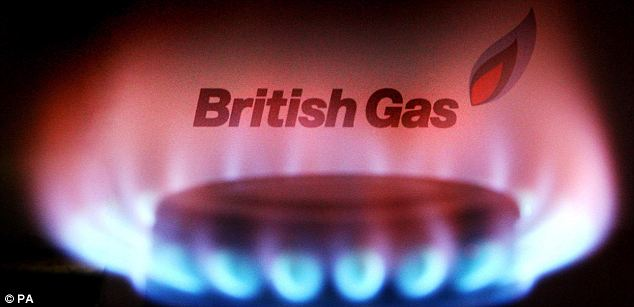 Hiking bills again: British Gas will increase bills by 9.2 per cent just in time for the cold winter months