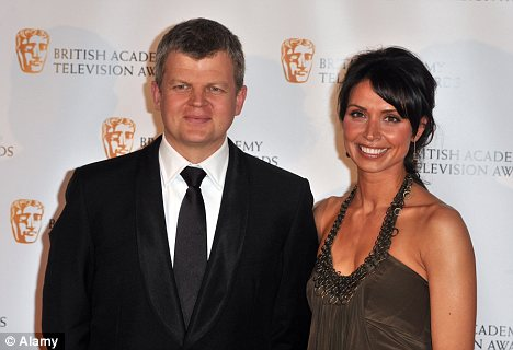 Appearance: Rachel Johnson went on Daybreak, hosted by Adrian Chiles and Christine Bleakley