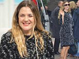16 Sep 2015 - LONDON - UK  DREW BARRYMORE SEEN ARRIVING AT THE ITV STUDIOS TO APPEAR ON THE LORRAINE SHOW.  BYLINE MUST READ : XPOSUREPHOTOS.COM  ***UK CLIENTS - PICTURES CONTAINING CHILDREN PLEASE PIXELATE FACE PRIOR TO PUBLICATION ***  **UK CLIENTS MUST CALL PRIOR TO TV OR ONLINE USAGE PLEASE TELEPHONE   44 208 344 2007 **