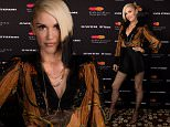 BEVERLY HILLS, CA - SEPTEMBER 15: Gwen Stefani and MasterCard team up again to bring an exclusive performance to MasterCard cardholders on October 17th in New York City at Hammerstein Ballroom at the Manhattan Center on September 15, 2015 in Beverly Hills, California.¿(Photo by Christopher Polk/Getty Images for MasterCard)