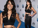 NEW YORK, NY - SEPTEMBER 15:  Michelle Rodriguez attends the Unitas gala against Sex Trafficking at Capitale on September 15, 2015 in New York City.  (Photo by Bryan Bedder/Getty Images for Unitas)