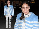 Mandatory Credit: Photo by Stephen Coke/REX Shutterstock (5083812q)\n Louise Thompson\n Bluebird End of Summer Party, London, Britain - 15 Sep 2015\n \n