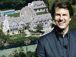 "15240, BEVERLY HILLS, CALIFORNIA - Monday October 29, 2012. FILE PHOTO dated May 6, 2007. An allegedly drunken man, reported to be Tom Cruise's neighbor, was tased and arrested after the man mistakenly climbed over the fence surrounding Cruise's mansion, believing it to be his own. The man, named as Jason Sullivan, was taken to a nearby hospital to check for injuries after being tased by Cruise's security team. Tom Cruise and his children were reportedly not home at the time of the intrusion. **ORIGINAL CAPTION** Tom Cruise and Katie Holmes have paid about $35 million for a Beverly Hills mansion that was not on the market, according to today's ""Hot Property"" column in the Los Angeles Times. The traditional-style residence was built in 1937 with seven bedrooms and nine bathrooms and was expanded to 10,286 square feet after it changed hands four years ago. The home, behind gates, is on 1.3 acres.  It has a long gated driveway, a tennis court and a pool. The three-time Oscar nominee and"