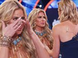 """LOS ANGELES, CA ñ September 15,  2015: Dancing with The Stars\nPreviously unseen moments from the prior evening and performance recaps. Interviews with the couples. A preview of week two.\nKim Zolciak Biermann, Alex Skarlatos, Alexa PenaVega, Andy Grammer, Bindi Irwin, Carlos PenaVega, Chaka Khan, Gary Busey, Hayes Grier, Nick Carter, Paula Deen, and Tamar Braxton compete for this season's title.\nU.S. reality show hosted by Tom Bergeron and Erin Andrews; Julianne Hough, Bruno Tonioli, and Carrie Ann Inaba make up the judges panel, based on the British series """"Strictly Come Dancing,"""" where celebrities partner up with professional dancers and compete against each other in weekly elimination rounds to determine a winner.\nPhotograph:© ABC """"Disclaimer: CM does not claim any Copyright or License in the attached material. Any downloading fees charged by CM are for its services only, and do not, nor are they intended to convey to the user any Copyright or License in the material. By publish"""