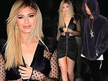 Kylie Jenner and Tyga head out of their hotel to Up and Down with a cracked iPhone screen in NYC\n\nPictured: Kylie Jenner and Tyga\nRef: SPL1126437  140915  \nPicture by: XactpiX/Splash\n\nSplash News and Pictures\nLos Angeles: 310-821-2666\nNew York: 212-619-2666\nLondon: 870-934-2666\nphotodesk@splashnews.com\n