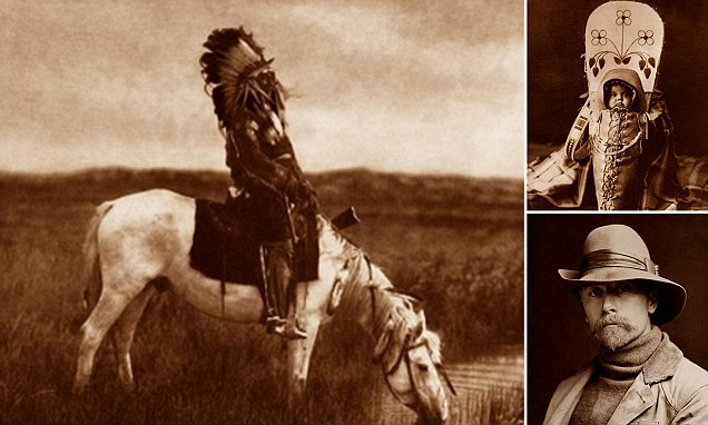 The Wild West photographed by Edward S. Curtis who dedicated his life to it