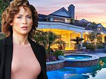 Jennifer Lopez Re-lists Hidden Hills Home