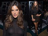 NEW YORK, NY - SEPTEMBER 15:  Model Alessandra Ambrosio attends the 2015 BrazilFoundation cocktail party at Elyx House on September 15, 2015 in New York City.  (Photo by Michael Stewart/Getty Images)