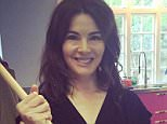 Nigella Lawson in a recent Instagram picture. Posted with the words - nigellalawsonVery happy with my fermenting tools!