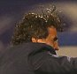 Dinamo Zagreb manager Zoran Mamic celebrates at full time during the UEFA Champions League Group F match between GSK Dinamo Zagreb and Arsenal played at The Stadion Maksimir, Zagreb
