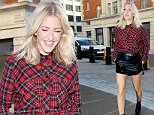 17 September 2015. Ellie Goulding seen arriving at BBC Radio 1 this morning.  Credit: Ben Eade/GoffPhotos.com   Ref: KGC-102