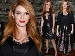 Christina Hendricks Arrives to Marchesa NYFW Show\n\nPictured: Christina Hendricks\nRef: SPL1128504  160915  \nPicture by: All Access Photo Group\n\nSplash News and Pictures\nLos Angeles: 310-821-2666\nNew York: 212-619-2666\nLondon: 870-934-2666\nphotodesk@splashnews.com\n