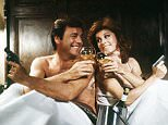 HART TO HART - TV movie - Pilot - 8/25/79\nJonathan and Jennifer Hart (Robert Wagner and Stefanie Powers) were rich, stylish and supersleuths. Jonathan, a self-made millionaire and head of the Hart Industries conglomerate, and Jennifer, an internationally known freelance journalist, roamed the world to solve crimes. In this two-hour TV movie, Jonathan's friend appeared to have committed suicide.\n(ABC PHOTO ARCHIVES)