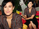 Mandatory Credit: Photo by Startraks Photo/REX Shutterstock (5092200d)\n Rumer Willis with friend\n Rumer Willis celebrating Mexican Independence Day at the Grand Opening of Dos Caminos at W New York, America - 16 Sep 2015\n Rumer Willis celebrating Mexican Independence Day at the Grand Opening of Dos Caminos at W New York - Times Square\n