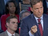 Megha-hunk at Republican debate