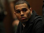 April 12th, 2014 - Los Angeles\n\nSinger Chris Brown and Rihanna in court  for a preliminary hearing at the Criminal Courts Building, to determine whether he should stand trial for allegedly attacking his girlfriend, pop sing Rihanna in Los Angeles on June 22, 2009. \n\n\n****** BYLINE MUST READ : © Spread Pictures ******\n\n****** No Web Usage before agreement ******\n\n****** Strictly No Mobile Phone Application or Apps use without our Prior Agreement ******\n\nEnquiries at photo@spreadpictures.com