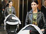 NEW YORK CITY, NY, USA - SEPTEMBER 16: Kourtney Kardashian and son Reign Aston Disick seen leaving Trump SoHo New York on September 16, 2015 in New York City, New York, United States. (Photo by Image Press/Splash News)\n\nPictured: Kourtney Kardashian, Reign Aston Disick\nRef: SPL1128624  160915  \nPicture by: Image Press / Splash News\n\nSplash News and Pictures\nLos Angeles: 310-821-2666\nNew York: 212-619-2666\nLondon: 870-934-2666\nphotodesk@splashnews.com\n