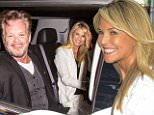 EXCLUSIVE: Beaming John Mellencamp and Christie Brinkley seem to enjoy each other's company very much as they are spotted riding around town in Mellencamp's car in New York City.\n\nPictured: John Mellencamp, Christie Brinkley\nRef: SPL1127886  160915   EXCLUSIVE\nPicture by: Allan Bregg / Splash News\n\nSplash News and Pictures\nLos Angeles: 310-821-2666\nNew York: 212-619-2666\nLondon: 870-934-2666\nphotodesk@splashnews.com\n