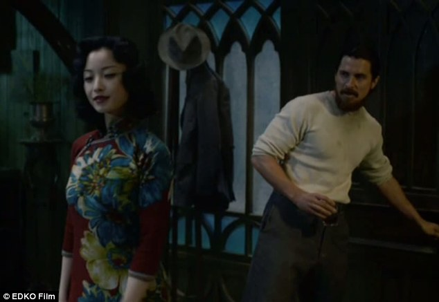 Romance: Mortician John Miller is drawn to Yo Mo, the leader of the prostitutes, played by Chinese actress Ni Ni