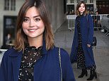 Mandatory Credit: Photo by Beretta/Sims/REX Shutterstock (5106438f)  Jenna Coleman  Jenna Coleman at BBC Radio 1 Studios, London, Britain - 18 Sep 2015  Jenna Louise Coleman