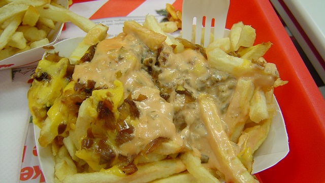 Animal Fries