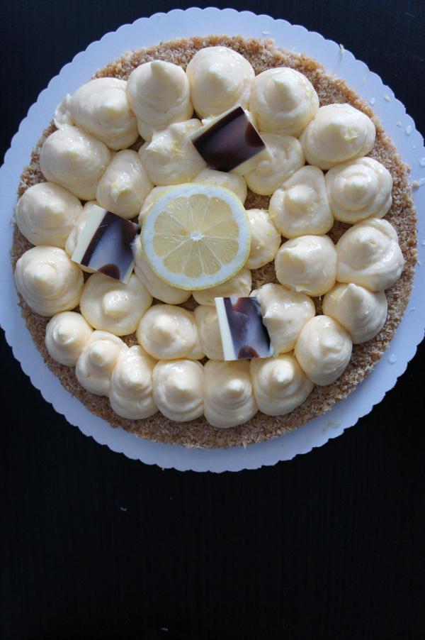 tarte citron coco