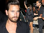 West Hollywood, CA - Scott Disick leave The Nice Guy through a crowd of media as he and a mystery woman jump is his car.\nAKM-GSI          September 16, 2015\nTo License These Photos, Please Contact :\nSteve Ginsburg\n(310) 505-8447\n(323) 423-9397\nsteve@akmgsi.com\nsales@akmgsi.com\nor\nMaria Buda\n(917) 242-1505\nmbuda@akmgsi.com\nginsburgspalyinc@gmail.com
