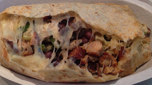 5. Chipotle, Quesarito