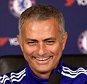 Chelsea FC via Press Association Images MINIMUM FEE 40GBP PER IMAGE - CONTACT PRESS ASSOCIATION IMAGES FOR FURTHER INFORMATION. Chelsea manager Jose Mourinho speaks to the media