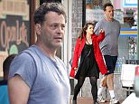 EXCLUSIVE TO INF...September 17, 2015: Vince Vaughn leaving a gym in Sydney, Australia.  He is in the country to film 'Hacksaw Ridge'.   ..Mandatory Credit: INFphoto.com Ref: infausy-10