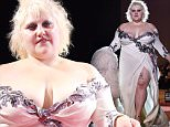 NEW YORK, NY - SEPTEMBER 17:  Beth Ditto walks the runway at the Marc Jacobs Spring 2016 fashion show during New York Fashion Week at Ziegfeld Theater on September 17, 2015 in New York City.  (Photo by Dimitrios Kambouris/Getty Images for Marc Jacobs)