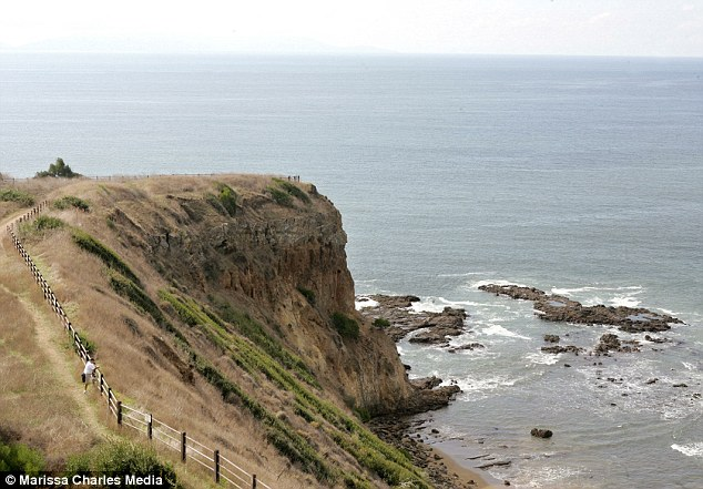 Brown had left Sarah completely 'broken' when he tossed her beloved daughter off the remote and dangerous cliff in Rancho Palos Verdes, California on November 8, 2000