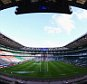 LONDON, ENGLAND - AUGUST 15:  A general view inside the ground prior to the QBE International match between England and France at Twickenham Stadium on August 15, 2015 in London, England.  (Photo by Jordan Mansfield/Getty Images)