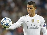 MADRID, SPAIN - SEPTEMBER 15:  Cristiano Ronaldo of Real Madrid in action during the UEFA Champions League Group A match between Real Madrid CF and FC Shakhtar Donetsk at Estadio Santiago Bernabeu on September 15, 2015 in Madrid, Spain.  (Photo by Helios de la Rubia/Real Madrid via Getty Images)