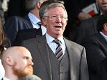 epa04927646 Retired Manchester United coach sir Alex Ferguson sings to the music from the director's box before the English Premiership league soccer match between Manchester United and Liverpool at Old Trafford stadium in Manchester, Britain 12 September 2015.  EPA/LINDSEY PARNABY EDITORIAL USE ONLY. No use with unauthorized audio, video, data, fixture lists, club/league logos or 'live' services. Online in-match use limited to 75 images, no video emulation. No use in betting, games or single club/league/player publications.