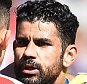 epa04938338 Chelsea's Diego Costa (2-R) has an altercation with Gabriel Paulista (C) resulting in Gabriel being sent off during the English Premier League soccer match between Chelsea FC and Arsenal FC at Stamford Bridge in London, Britain, 19 September 2015.  EPA/ANDY RAIN EDITORIAL USE ONLY. No use with unauthorized audio, video, data, fixture lists, club/league logos or 'live' services. Online in-match use limited to 75 images, no video emulation. No use in betting, games or single club/league/player publications.