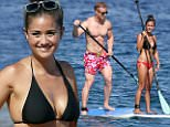 eURN: AD*181572270  Headline: FAMEFLYNET - The Bachelor Couple Catherine Giudici And Sean Lowe Spotted On Vacation In Maui Caption: Picture Shows: Catherine Giudici  September 18, 2015    Happy couple Sean Lowe and Catherine Giudici show off their fit physiques while enjoying their vacation in Maui, Hawaii. 'The Bachelor' stars were spotted paddle-boarding and posing for photos with fans.    Non Exclusive  UK RIGHTS ONLY    Pictures by : FameFlynet UK © 2015  Tel : +44 (0)20 3551 5049  Email : info@fameflynet.uk.com Photographer: 922 Loaded on 18/09/2015 at 23:32 Copyright:  Provider: FameFlynet.uk.com  Properties: RGB JPEG Image (20962K 833K 25.2:1) 2385w x 3000h at 72 x 72 dpi  Routing: DM News : GeneralFeed (Miscellaneous) DM Showbiz : SHOWBIZ (Miscellaneous) DM Online : Online Previews (Miscellaneous), CMS Out (Miscellaneous)  Parking: